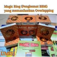 magic ring penghemat bbm yang memanfaatkan gas buang overlapping