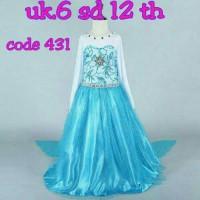 Baju Anak Baju Frozen Dress Frozen Size Besar