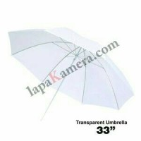 harga Umbrella / payung softbox transparant, 33 inch Tokopedia.com