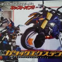 DX Gatack Extender (motor kamen rider gatack)