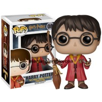 Funko Pop! Movies: Harry Potter - Quidditch Harry Potter