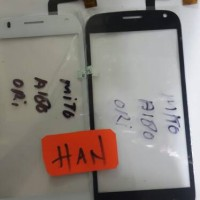 TOUCHSCREEN MITO A180+IC BLACK WHITE ORI