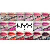 Jual NYX Soft Matte Lip Cream 100% ORIGINAL Murah