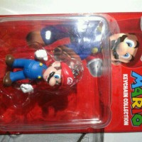 Keychain / Gantungan Kunci Super Mario
