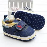 Sepatu Anak : Prewalker PW 20 Polo Blue Jeans