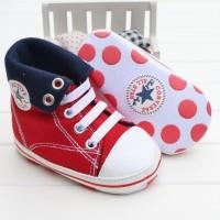 Sepatu Anak : Prewalker PW 20 Converse Red