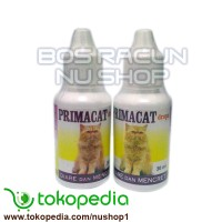Obat Diare / Mencret Kucing Prima Cat Pet Stuff Petshop - Nu Shop