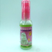 Obat Jamur Kucing Spray FUNGI CAT Pet Stuff Petshop - Nu Shop