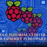 Video Tutorial Cluster Pi: Build a Raspberry Pi Beowulf cluster