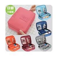 Tas kosmetik / Cosmetic organizer pouch / Monopoly Travel / Travel bag
