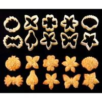 Jual Cookies Cutter cetakan Food biskuit biscuit kue kering fondant 129 Murah