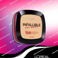 LOREAL Infallible Pro-Matte Finish(No.200 Natural Beige)