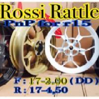 harga velg Rossi Rattle Tokopedia.com
