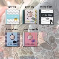 My Baby Journal (buku diary bayi, kenang-kenangan 0-5th)/Baby Gift