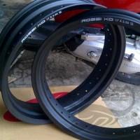 Velg Rossi XD ukuran 2.15 dan 2.50 ring 17