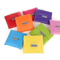 BAGCU Bag Tas belanja modis lipat kantong ramah lingkungan FTS010