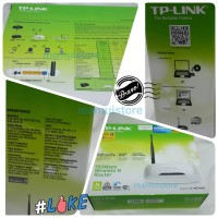 TP-Link TL-WR74ON Wireless N Router