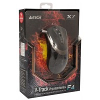 A4Tech X7 F4 Gaming Mouse Makro -- Mouse Murah