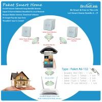 PAKET SMART HOME BROADLINK : TYPE A6-132