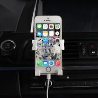 Car Phone Holder Tempat Handphone SmartPhone di Mobil Aksesoris Gagang