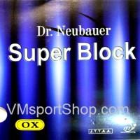 Dr. Neubauer Super Block OX > Karet Bintik Bet / Bat Pingpong