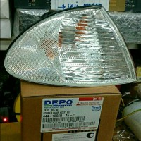 FRONT CORNER LAMP BMW 3 SERIES E46 4D 1998(CLEAR)