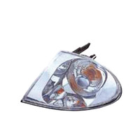 FRONT CORNER LAMP BMW 3 SERIES E46 4D 1998 (CLEAR)