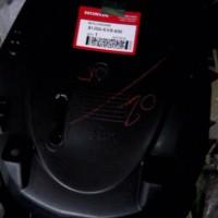 harga box bagasi bawah jok vario lama original Tokopedia.com