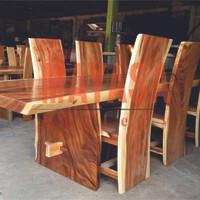 Set Furniture Ruang Makan, Meja dan Kursi Makan, Set Dining Room