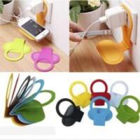 cell phone hanger / gantungan rak tempat charger hp