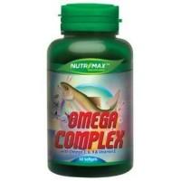 NUTRIMAX OMEGA COMPLEX 8 IN 1 (OMEGA 3, 6, 9 PLUS E) 60'S