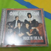 Jual Paket Album One Direction Original (Mitam Deluxe + Midnight Memories) Murah
