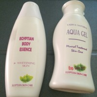 Aqua Gel Ladiva Natural Mineral Treatment Skin Care