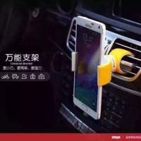 Holder HP Serbaguna - Bisa Ditempatkan di Semua Tempat di Mobil, Meja.