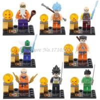 Brick Lego Dragon Ball Dragonball Z Mainan Anak Mini Figure Bola Naga