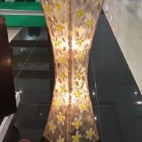 LAMPU HIAS KREASI BUNGA DEKOR CAFFE RESTORAN HOTEL LAMPU TIDUR