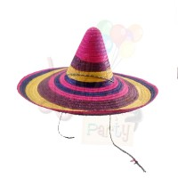 Topi Sombrero Pink