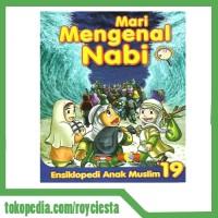 harga Vcd Islam - Mari Mengenal Nabi Tokopedia.com