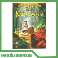 Vcd Animasi - Kisah Nabi Adam AS
