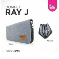Dompet Rumah Warna Ray Jeans