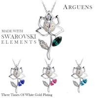 harga Kalung Swarovski Crystal Elements