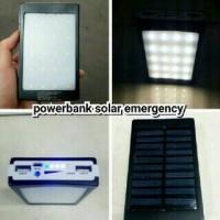 Jual POWER BANK SOLAR 168000MAH 20 LED EMERGENCY / BUKAN SAMSUNG APPLE ASUS Murah