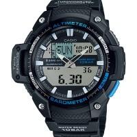 Sgw-450-1a jam tangan Casio double sensor altimeter barometer original