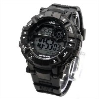 JAM TANGAN QNQ ORIGINAL MJ001- BLACK WHITE