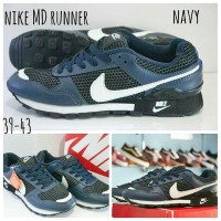 NIKE MD RUN NAVY / NIKE MD RUNNER NAVY