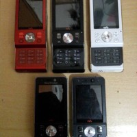 HP Sony Ericsson W910I Normal Batangan