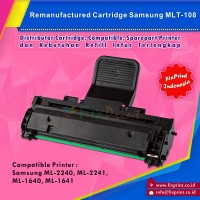 Remanufacture Cartridge MLT-108 MLT-D108S, Printer Samsung ML 2240