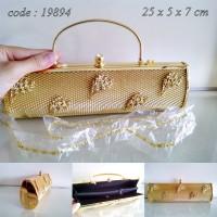 harga Tas Cewe Tas Pesta Import Clutch Bag Branded Tokopedia.com