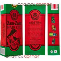 Zam-Zam Oil - Minyak Penumbuh Rambut, Alis, Jenggot, Cambang, Kumis & Bulu Dada