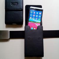 harga Tempat Dompet Sarung Smartphone Tas Hp Full Kulit Asli Pria Boss Hitam Tokopedia.com